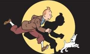 Tintin obchodzi swoje 90. urodziny