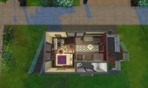 Trend na małe domy w The Sims 4 spowodowany przez millenialsów?