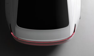 Konkurent Tesli, Volvo Polestar 2 na pierwszym zdjęciu