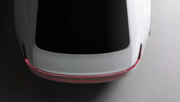 Konkurent Tesli, Volvo Polestar 2 na nowym zdjęciu