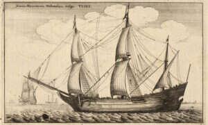 Obok wraku statku z XVII wieku znaleziono nieodkryte wcześniej elementy