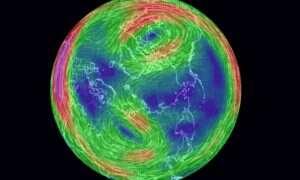 Wir polarny szaleje i może znacząco wpłynąć na pogodę