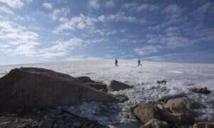 Cofający się lód odsłonił tereny zakryte przez 120 tysięcy lat