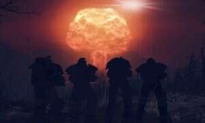 W Fallout 76 nie działa mechanika zrzucania bomb atomowych
