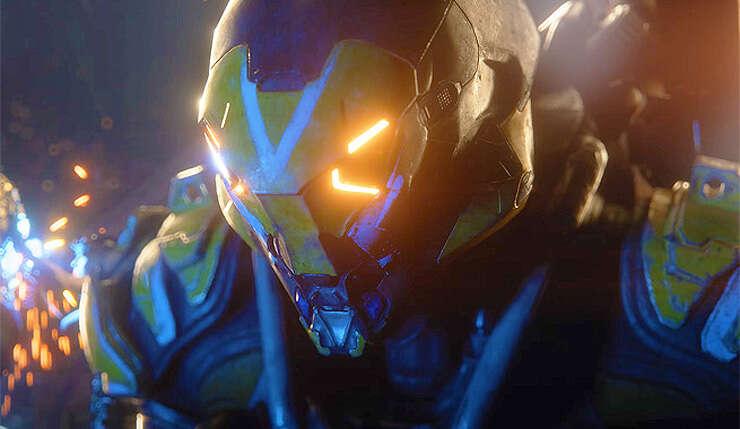 Nowy stream Anthem pokazał endgame, masę broni i Javelin Rangera