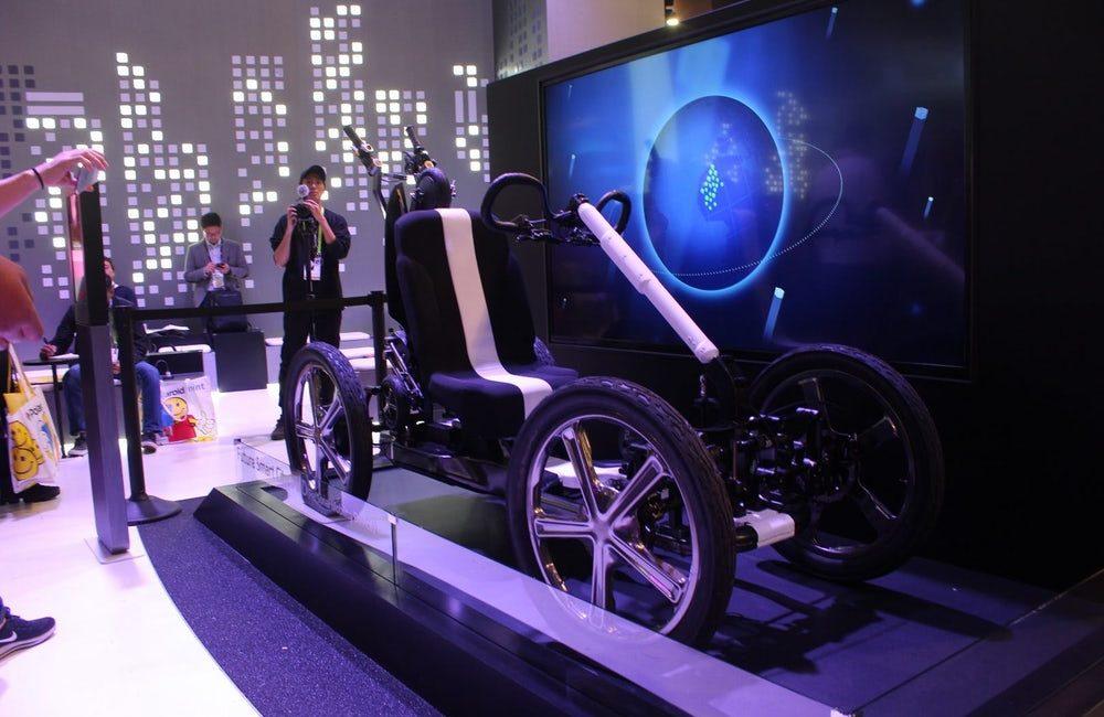Wizja firmy Kia na samochód do miast przyszłości