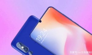 Xiaomi Mi 9 na nowych renderach