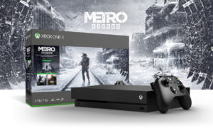 Zestaw Xbox One X Metro Saga dostępny w przedsprzedaży