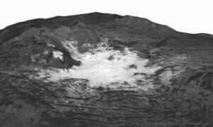 Wiemy czym są białe plamy na Ceresie
