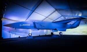 Dron Loyal Wingman od Boeing wspomoże myśliwce w walce