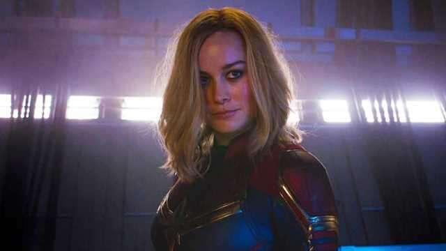Kapitan Marvel nie obejrzymy na Netflixie