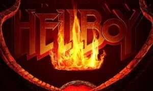 Nowe zdjęcie Hellboya