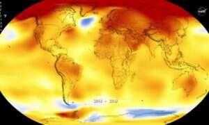2018 rok kontynuował niepokojący trend dotyczący ocieplenia klimatu