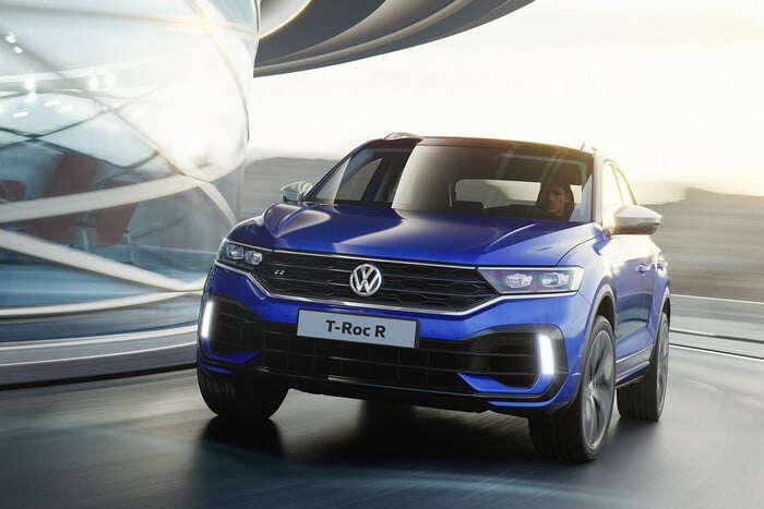 Wkrótce Volkswagen przedstawi swojego wydajnego SUVa T-Roc R