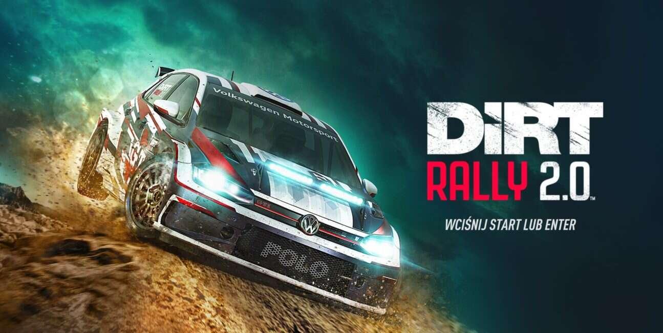 DiRT Rally 2.0 tło