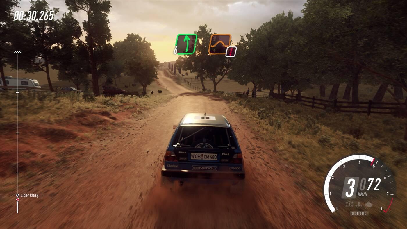 DiRT Rally 2.0 rajd