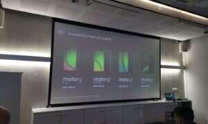 Cena, premiera i specyfikacja serii Moto G7