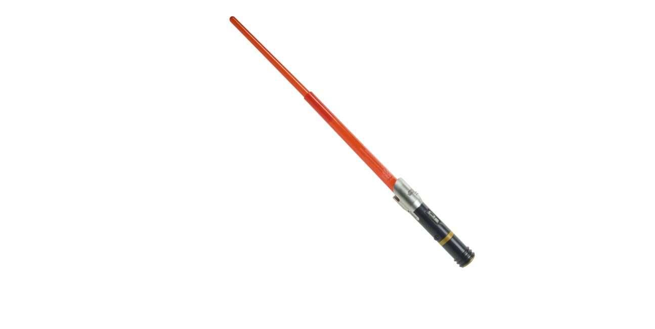 Z mieczem świetlnym Hasbro można trenować jak prawdziwy Jedi