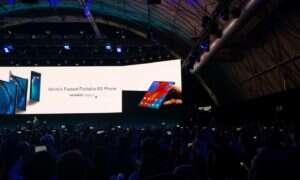 Huawei zaprezentował składany smartfon Mate X