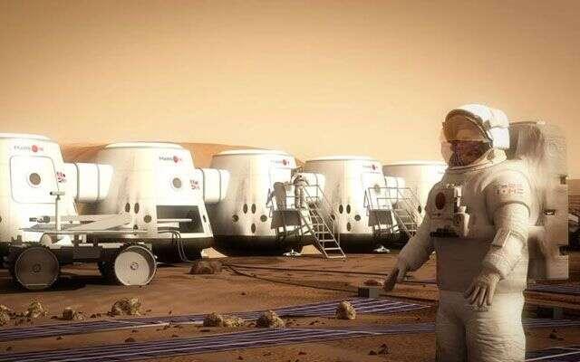 mars One, projekt mars one, upadek mars one, koniec mars one