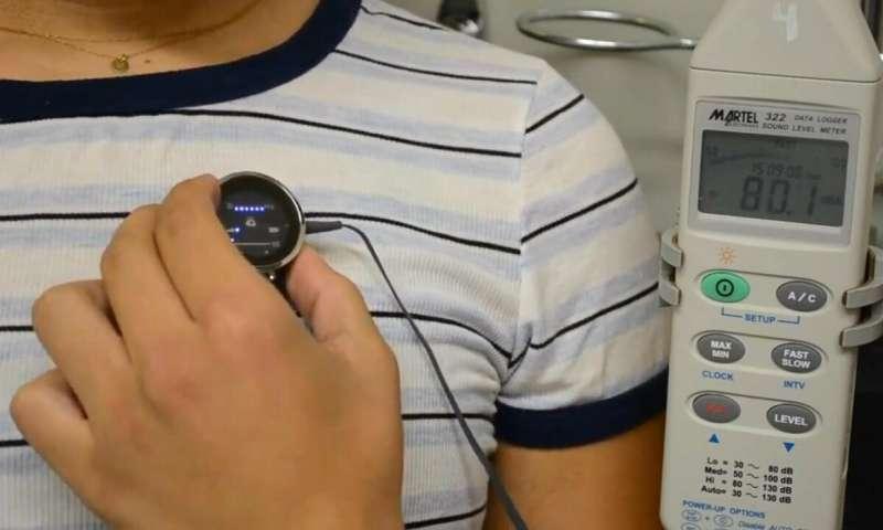 stetoskop, nowy stetoskop, cyfrowy stetoskop, SI stetoskop,