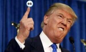 Prezydent Trump chce wprowadzić sieć 6G tak szybko jak jest to możliwe