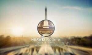 Huawei wypuszcza teaser pewnej funkcji P30