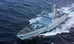Rosyjska marynarka wyposaża swoje statki czymś wyjątkowym