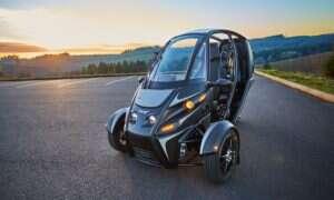 Evergreen to (FUV) zabawny pojazd użytkowy od Arcimoto