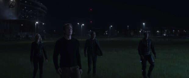 Czy Marvel ukrył ogromny spojler na zwiastunie Endgame?