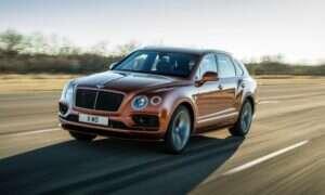 Bentley Bentayga Speed to najszybszy na świecie SUV