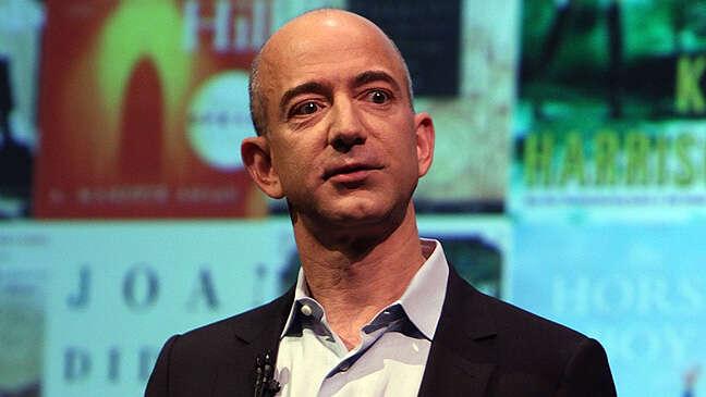 Amazon, obligacje rządowe, wydatki amazon, inwestycje amazon