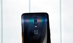 Tak może wyglądać OnePlus 7