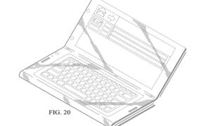 Intel patentuje swój składany smartfon