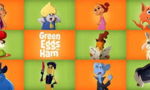 Serial animowany Green Eggs and Ham z gwiazdorską obsadą