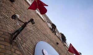 Chińska firma śledzi 2,5 miliona osób