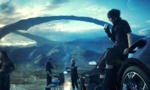 DLC do Final Fantasy XV pojawi się… jako książka