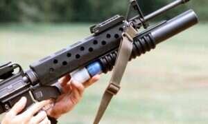 Armia USA stworzyła siatkowy granat do walki z dronami