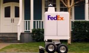 FedEx zaprezentował swojego autonomicznego robota dostawczego