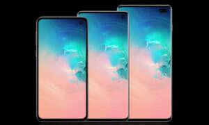 Huawei kpi z Galaxy S10