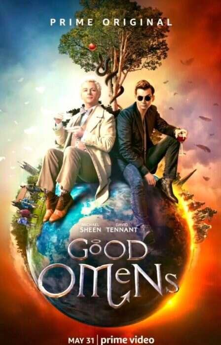 Benedict Cumberbatch zagra Szatana w serialu Good Omens