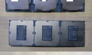 Intel sprzedaje procesory 8. generacji jako te z 9.