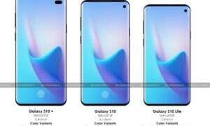 Samsung Galaxy S10 jest bardzo wytrzymały