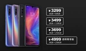 Wyciekły ceny Xiaomi Mi 9