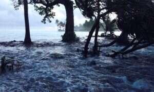 Wyspy Marshalla chcą podnieść swoje tereny