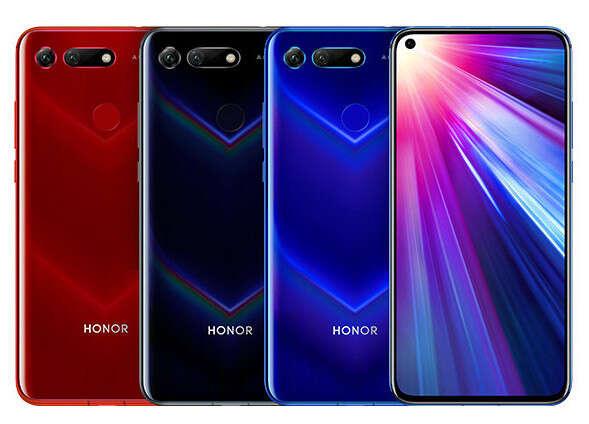 Honor 5G, smartfon 5G, smartfon honor 5G