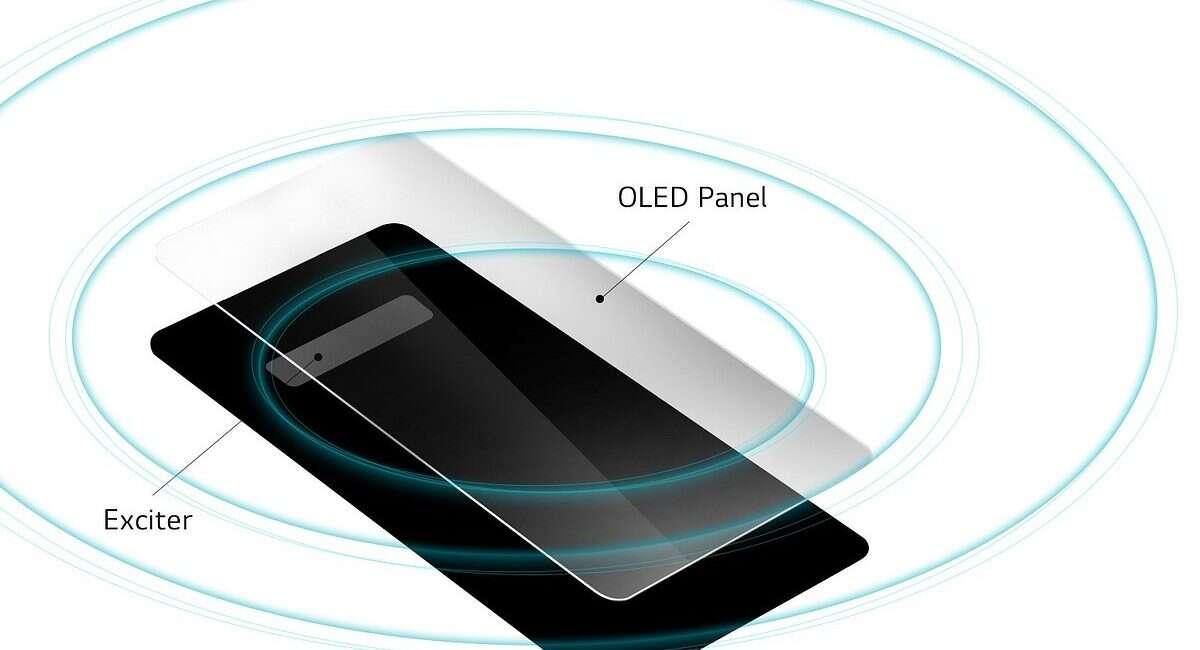 LG G8, głośniki LG G8, OLED LG G8