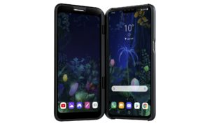 LG zaprezentowało model V50 i G8