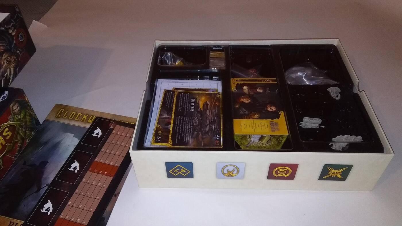 Clockwork Wars pudło