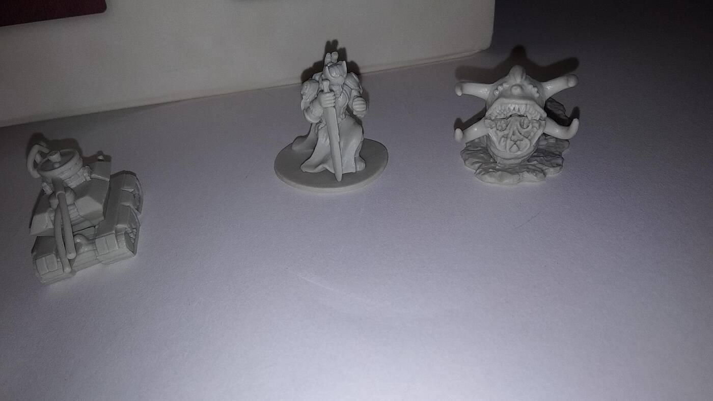 Clockwork Wars figurki